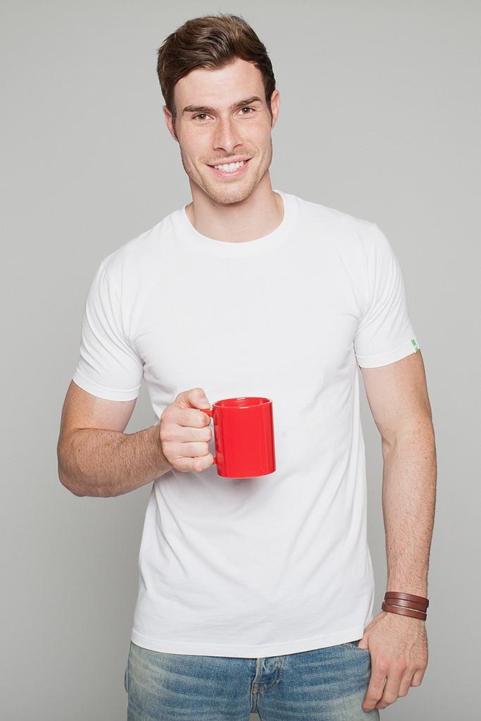 rød kopp